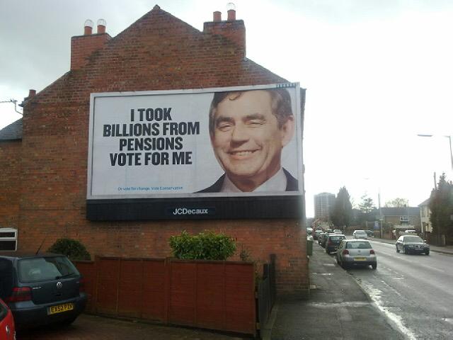 Vote Gordon!